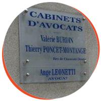 Cabinet d'avocats à Grenoble